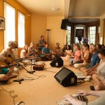 Satsang and Kirtan