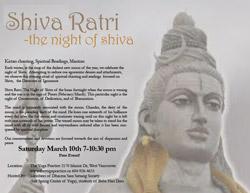 ShivaRatri-Vancouver