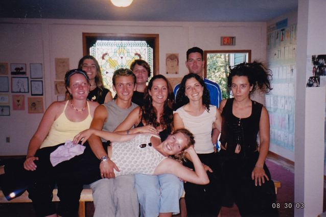 School reunion,2003