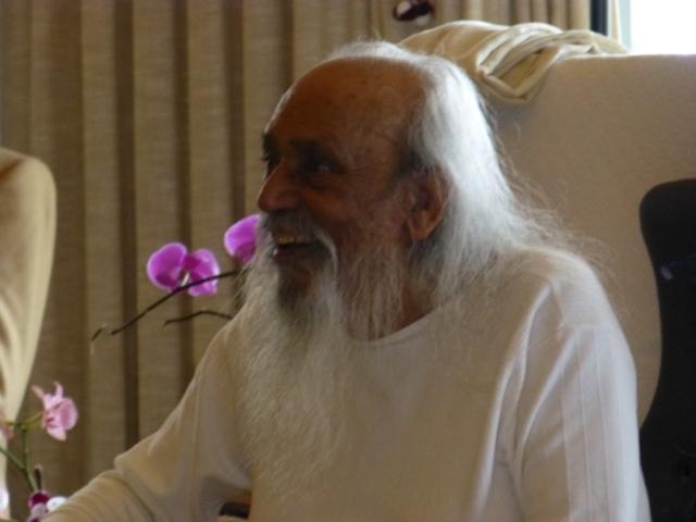 Babaji at 90