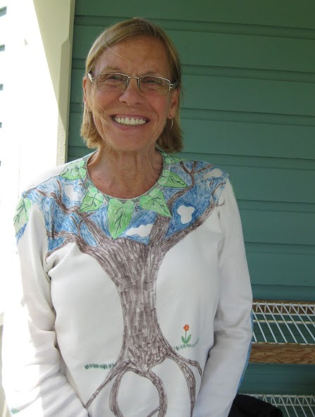 Karma Yogi Geraldine, Summer 2013