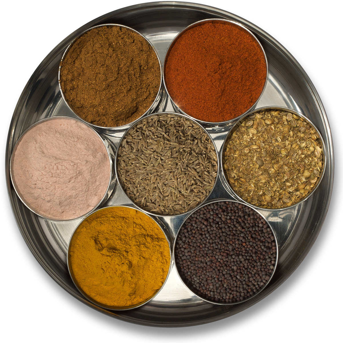 Indian spices for Agni indian cuisine