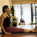 Dandasana, Staff or Mountain Pose