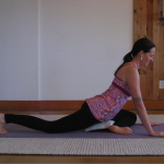 Asana of the Month: Kapotasana (Pigeon Pose)