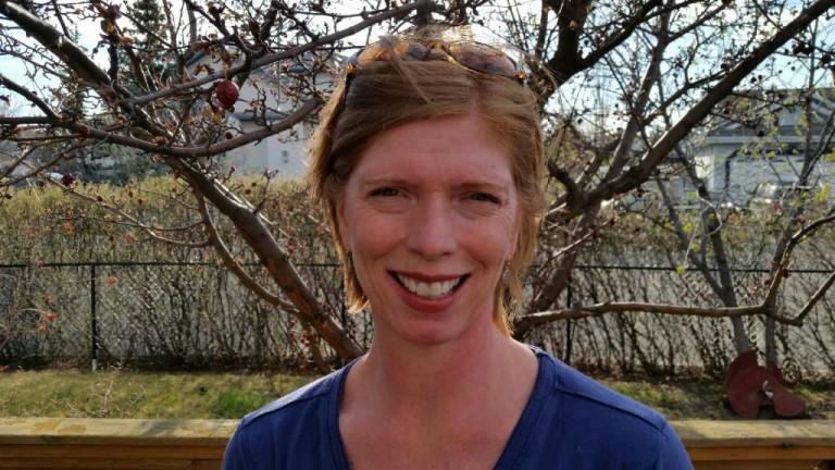 YTT Graduate, Linda Rogers