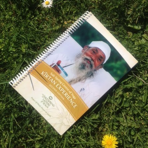 Kirtan song book