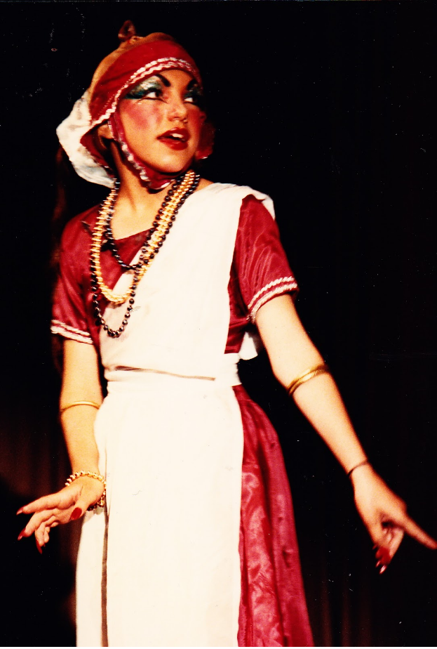 Farishta as Surpanaka
